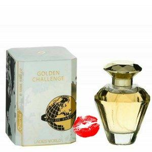 Golden Challenge Ladies World Omerta Eau de Parfüm 100 ml Damenparfüm EdP Parfume