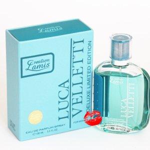 Luca Velletti Woman - Creation Lamis Eau de Parfüm 100ml Damenparfüm EdP Parfume