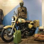 Royal Enfield Launches Classic 350 Stormrider Sand and Airborne Blue with Dual Channel ABS