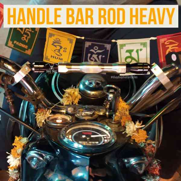 New Heavy Universal Handle Bar Rod for All Motorcycles
