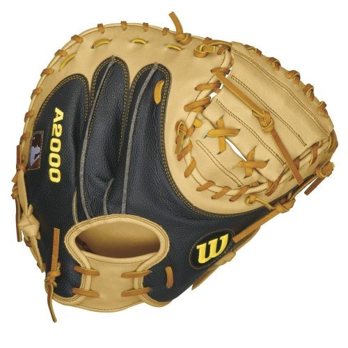 Wilson 2015 A2000 Baseball Catcher's Mitt