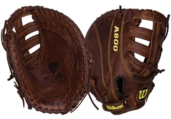 Wilson Game Ready Soft Fit First Base Glove
