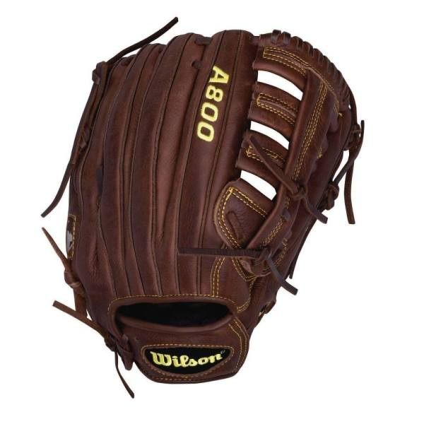 Wilson Game Ready Soft Fit Infield and Pitcher Baseball Glove