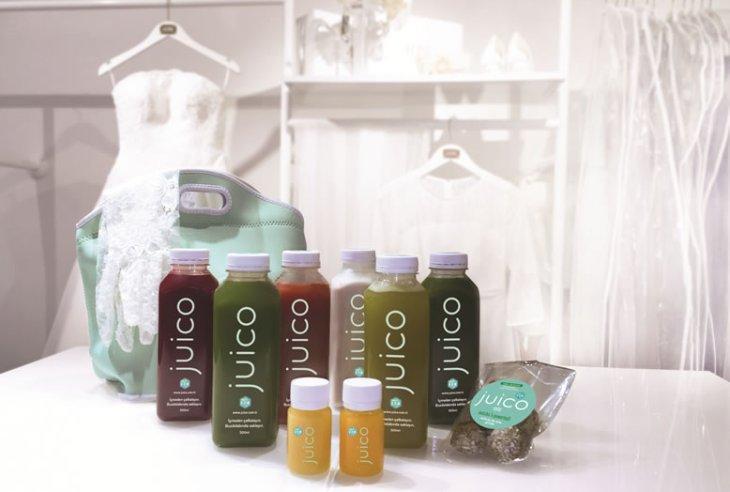 Türkiye'nin juice ve sağlıklı beslenme markası Juico, gelin adaylarına özel 'Juico Bride' adlı düğün paketi ile detoks programlarına bir yenisini ekledi.
