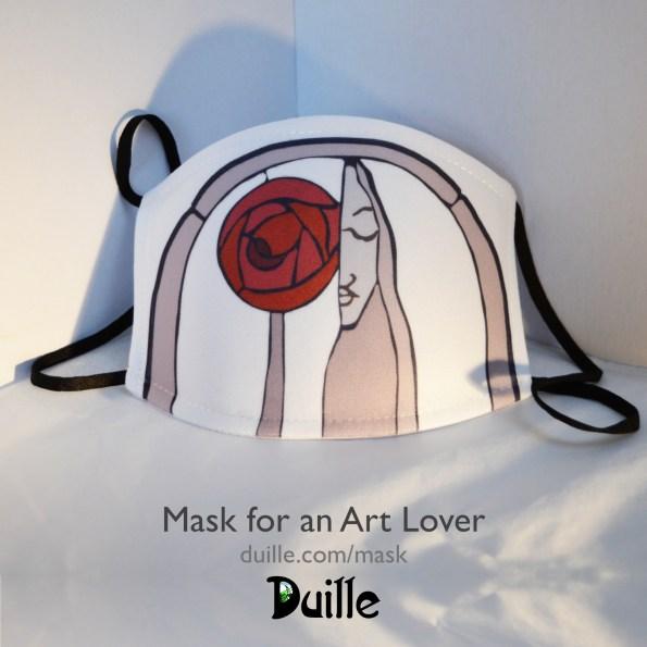 Mask for an Art Lover