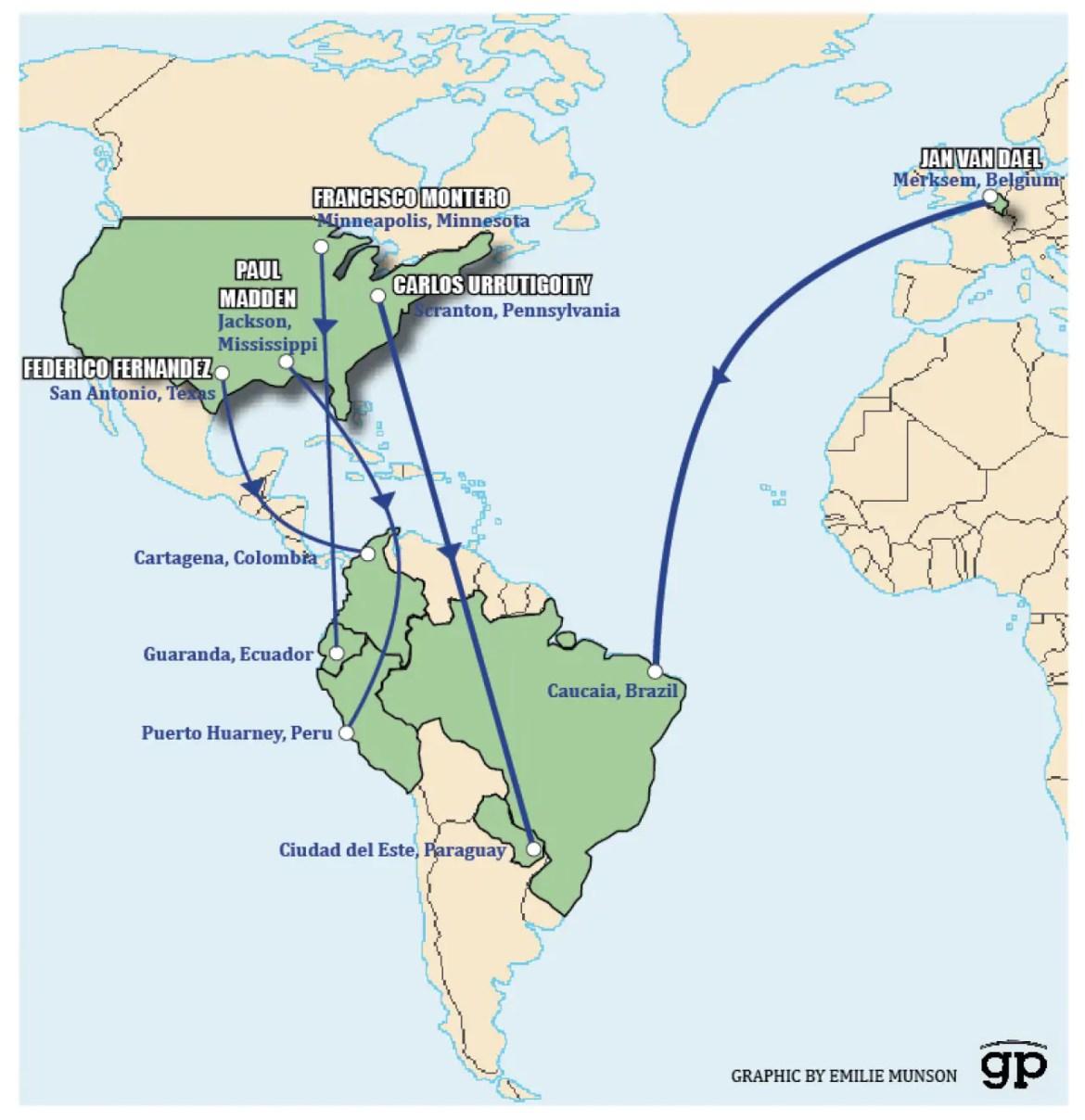 Herkansing voor misbruikende priesters in Zuid-Amerika