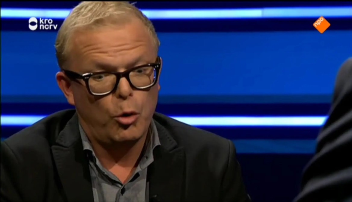 Terugblik: Jan Roos snapt er geen reet van
