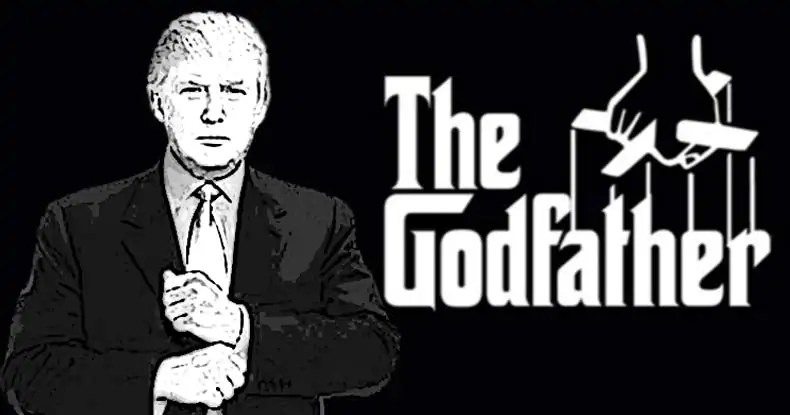 De maffia-connecties van Don Trump