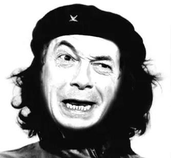 Nigel Farage is de Europese Che Guevara