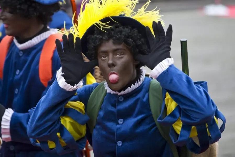 Schaf Zwarte Piet dan maar af