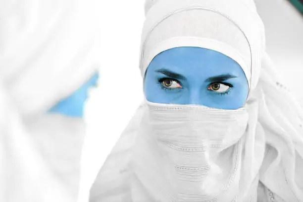 Wat zijn moslims toch een vreemde wezens