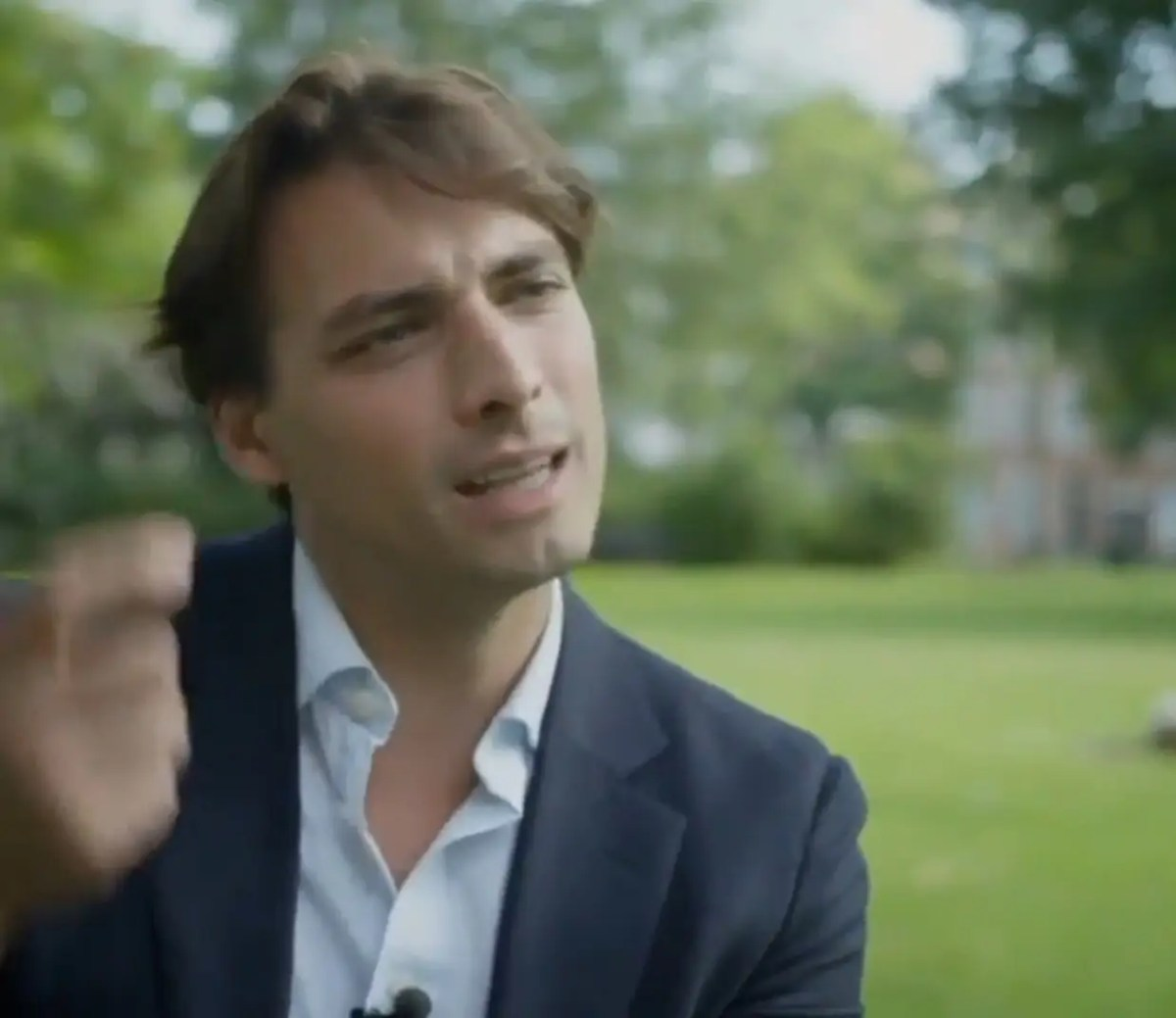 Over Thierry Baudet en 'Guilt by Association'