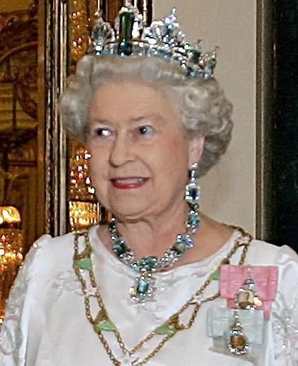 Complotdenkers: Koningin Elizabeth is een kannibaal