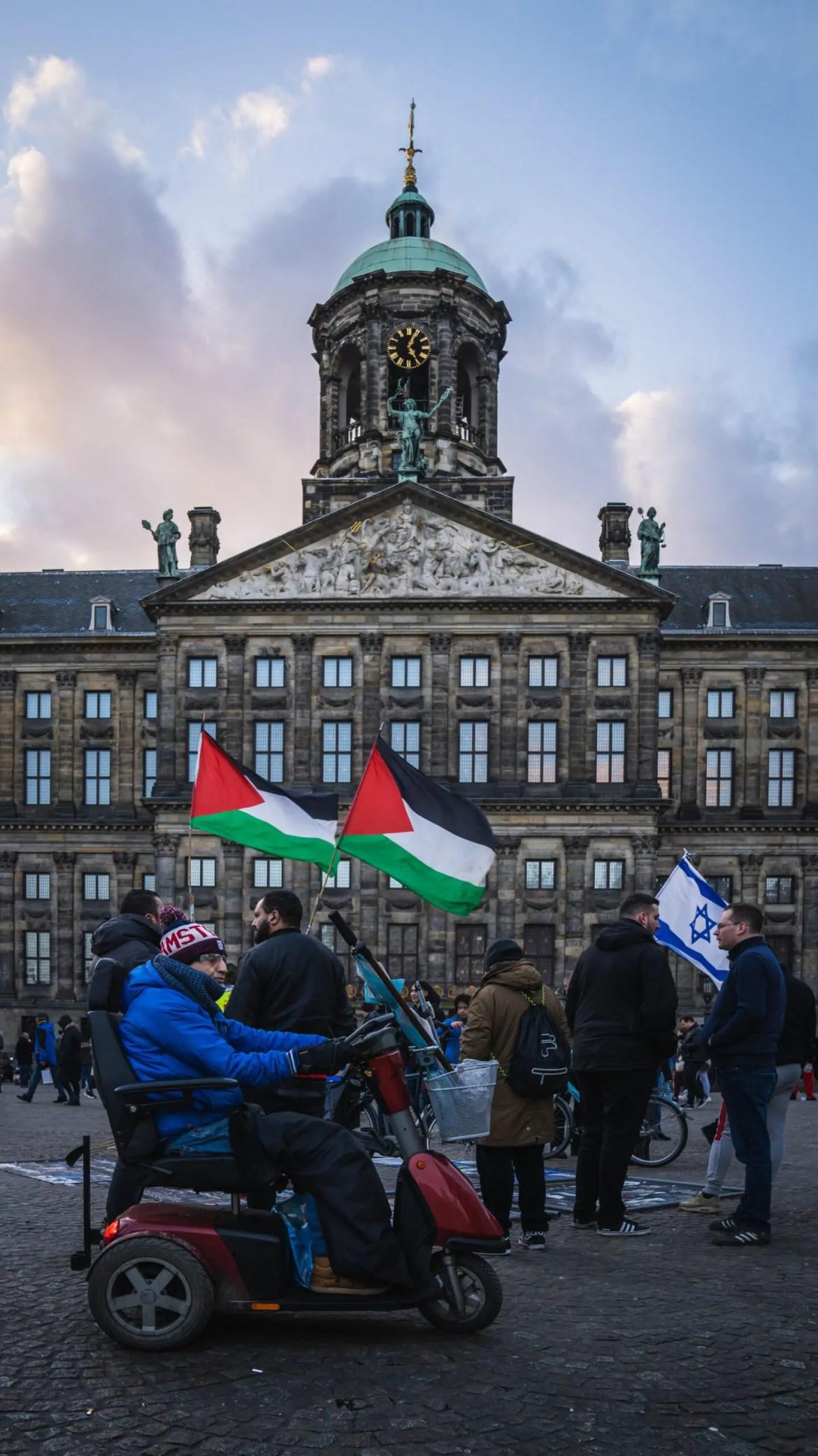 De krimpende ruimte voor het debat over Israël en Palestina