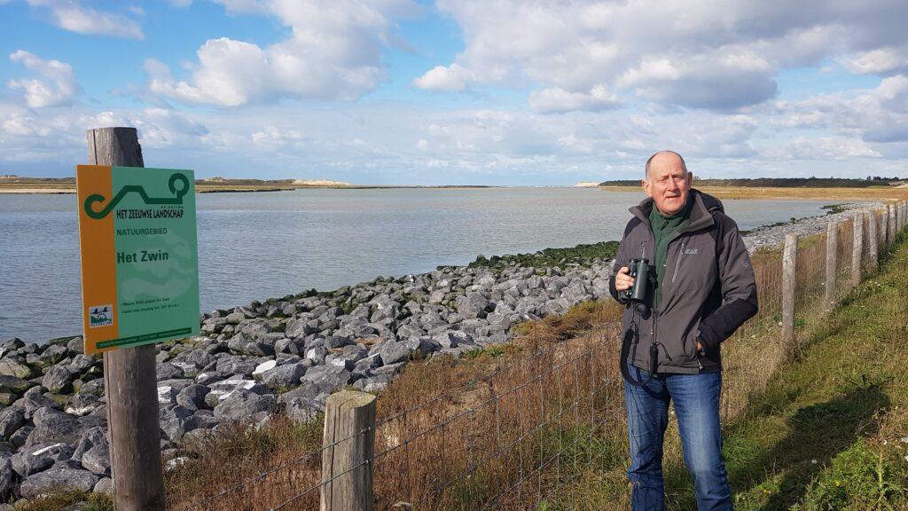 Fietstocht langs de kust van Zeeuws Vlaanderen