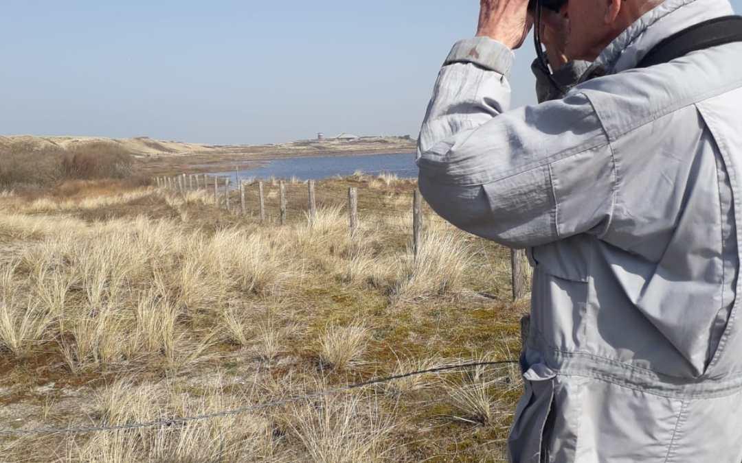 Reimer Bekius: Strijdbare activist voor de duinen