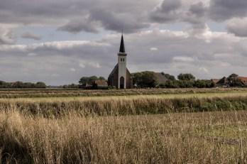 Den Hoorn, Texel door Paul van der Velde