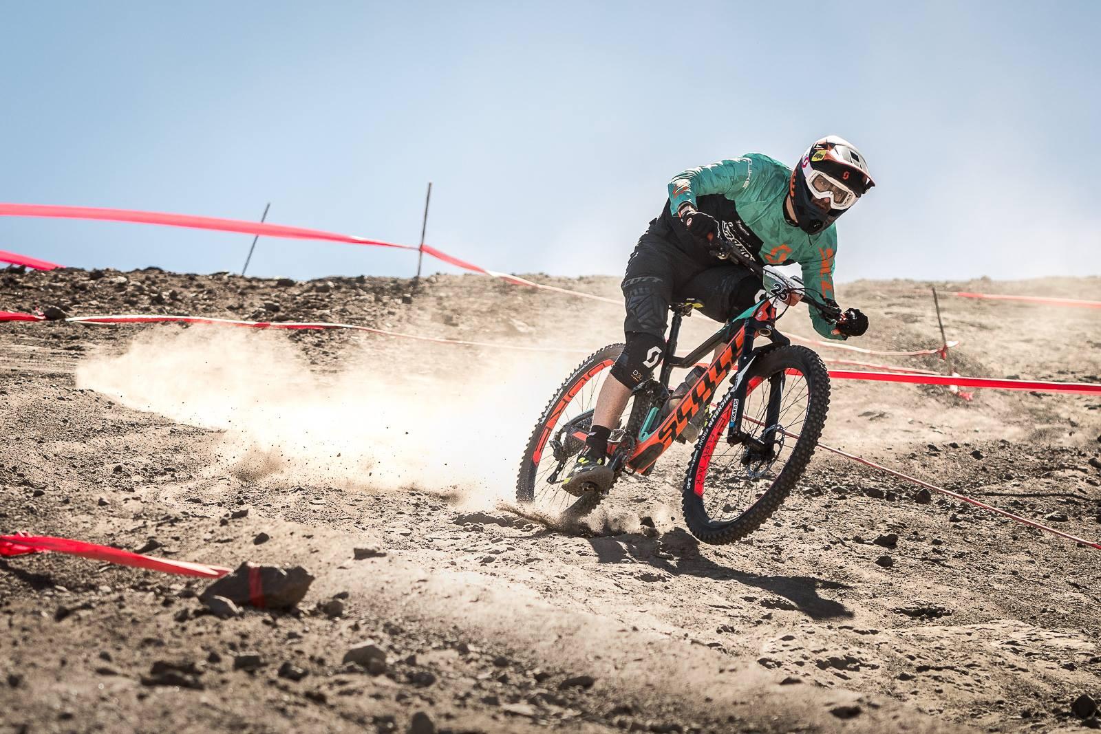 Rémy Absalon - Duke Racing wheels