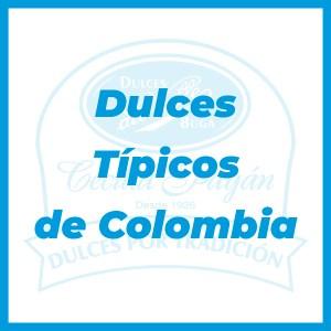 Dulces Típicos de Colombia