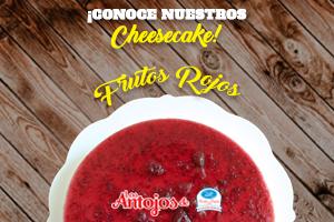 CHEESECAKE DE FRUTOS ROJOS 2