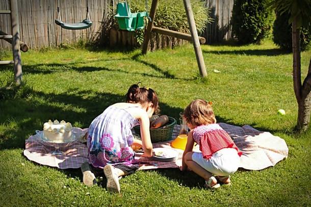 La picnic cu SunFood Legume si Fructe