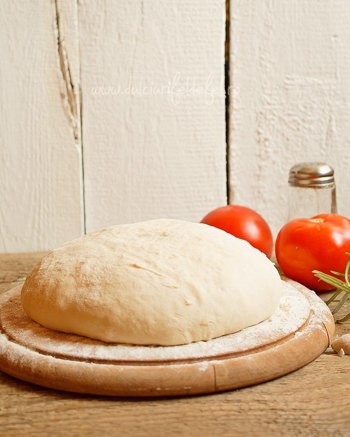 Aluat de pizza italian