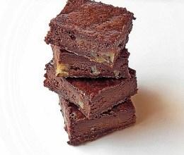 Brownie Truffles Cake