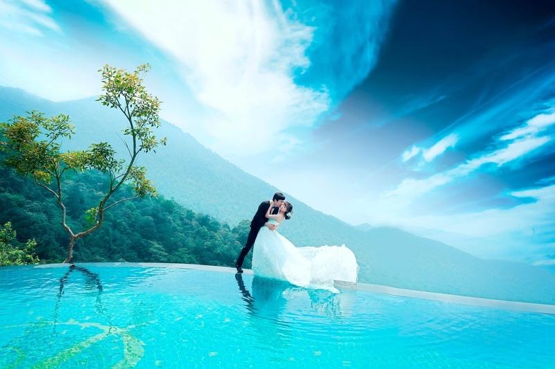 Tam Đảo với cảnh sắc thiên nhiên vô cùng tuyệt đẹp