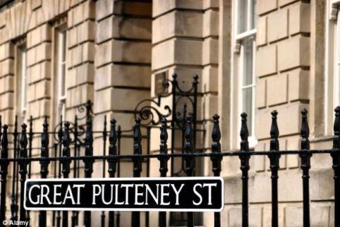 Những con phố huyền thoại ở Vương quốc Anh