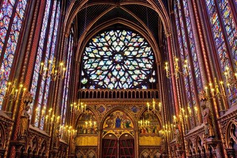 Nhà thờ Sainte-Chapelle