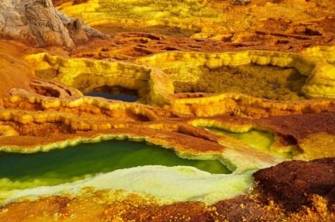 Sa mạc Danakil