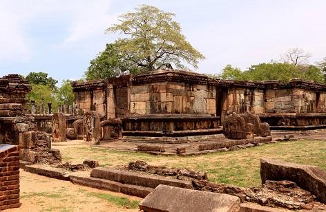 Cố đô Polonnaruwa