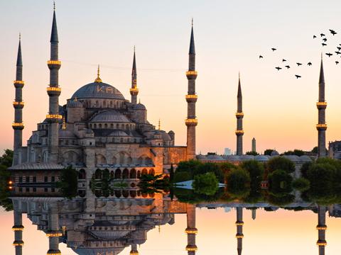Thủ đô Istanbul, Thổ Nhĩ Kỳ