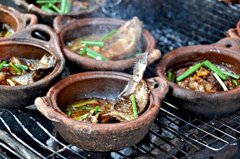 Ẩm thực Hồ Chí Minh, Việt Nam