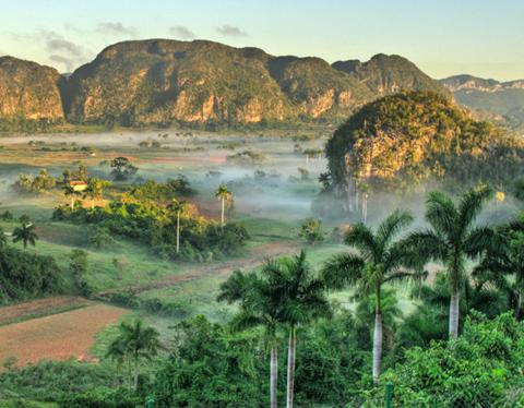 Thung lũng Quốc gia Viñales.