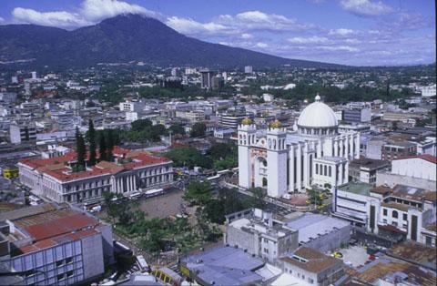 Đất nước El Salvador.