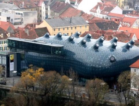 Bảo tàng Kunsthaus, Graz, Áo