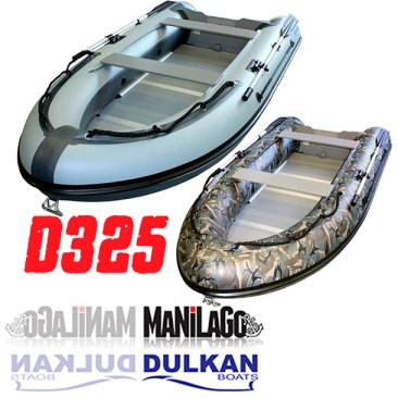 gumenjak dulkan boats d325 manilago pomoćni čamac