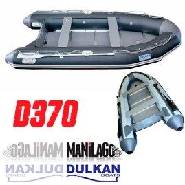 gumenjak dulkan boats d370 manilago plovilo