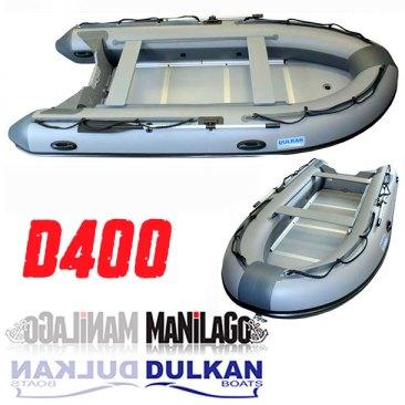 gumenjak dulkan boats d400 manilago gumenjaci