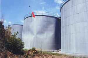 Collapsed Side Tank Walls due to Cavitation