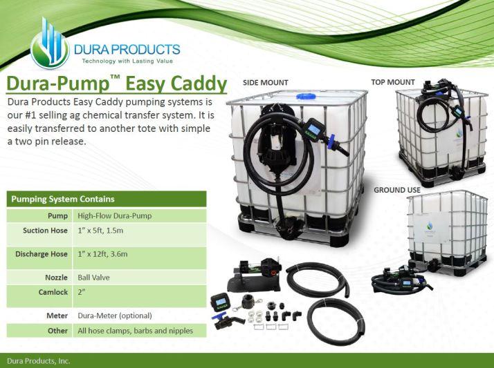 Dura-Pump Easy Caddy