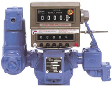 Positive displacement flow meters from Total Control Systems