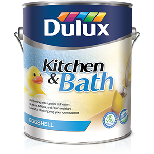 Dulux Kitchen Bath