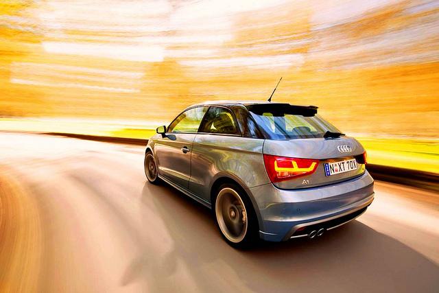 2011 Audi A1 Sport - NRMA