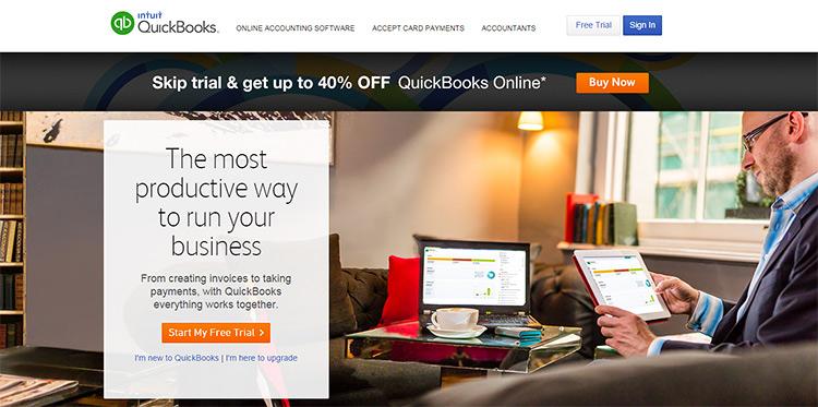 intuit - QuickBooks