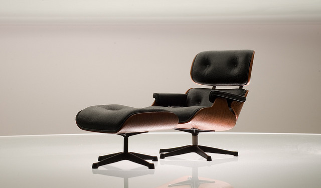 Designer Chair And Footrest - By Rahims