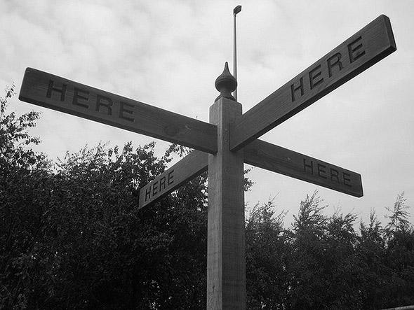 Signpost - By Matt Brown