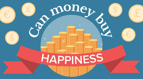 Can Money Buy Happiness? [Infographic]