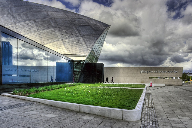 Glasgow Science Centre - Photo by Wojtek Gurak